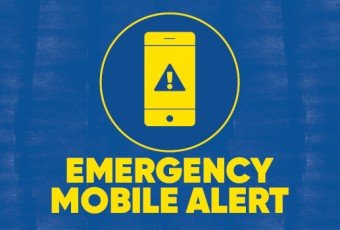 Emergency Mobile Alert icon 520x350
