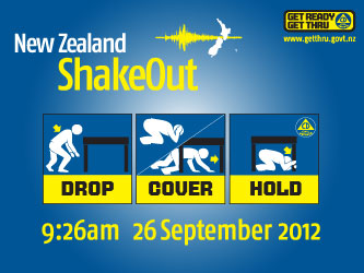 ShakeOut Screensavers