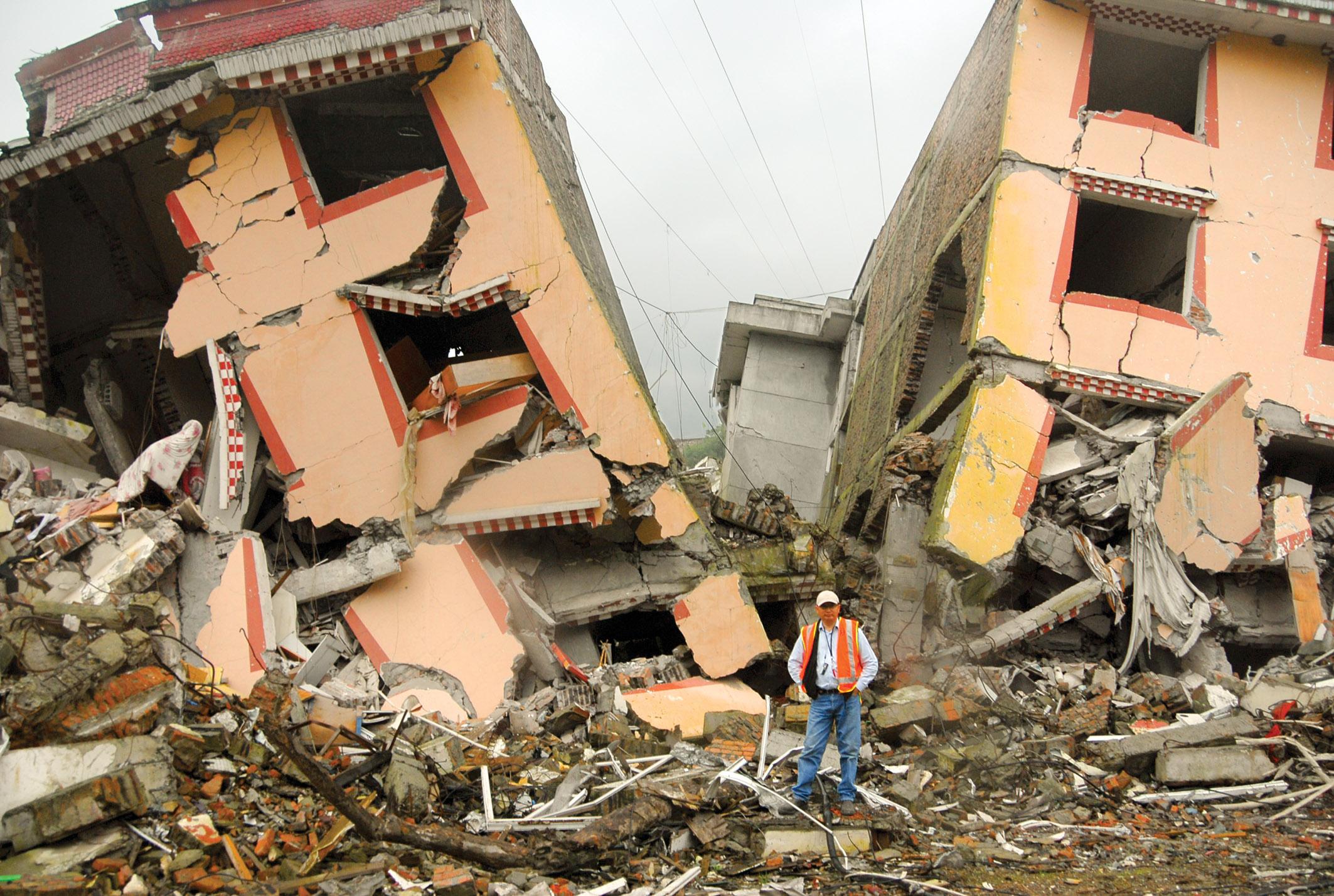Earthquake 2007 China 2008 Sichuan China Earthquake